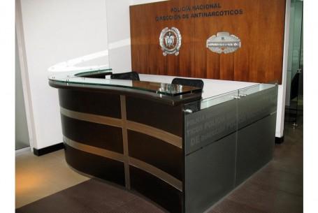 Remodelación – Comando Policía Metropolitana – Bogotá