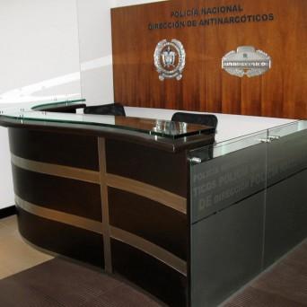 Mantenimiento Y Adecuación – Estaciones De Policía – Bogotá