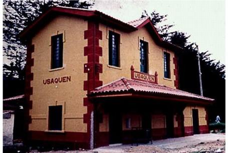 Restauración Estación del Ferrocarril- Usaquén, Bogotá