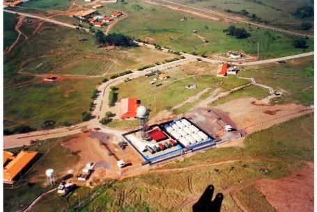 Radar de Control Antinarcóticos – San José del Guaviare