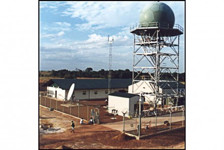 Radar de Control Antinarcóticos – Marandua, Vichada