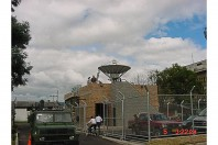 Estación Satelital Terrena – Minsterio de Defensa – Bogotá